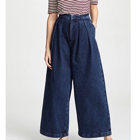 Levi's Denim - NWT Levi's Made&Crafted Passenger Wide Leg Jean 25